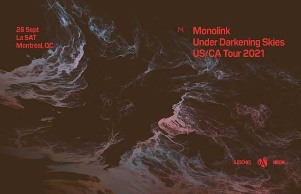 ÎleSoniq & Neon présente « Under darkening skies » de Monolink