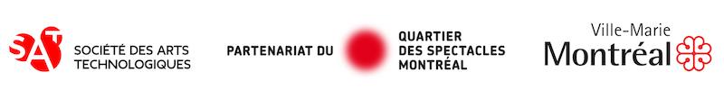 Bannière logos partenaires présentateurs Cinéma urbain 2018