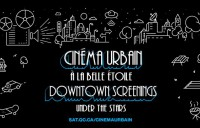 Cinéma urbain à la belle étoile / Downtown Screenings under the Stars - Programme 2015