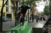 Mardis Skate Jam à la place de la Paix