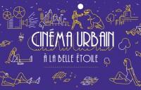 Cinéma urbain à la belle étoile - Été 2016