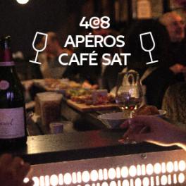 Apéros au Café SAT