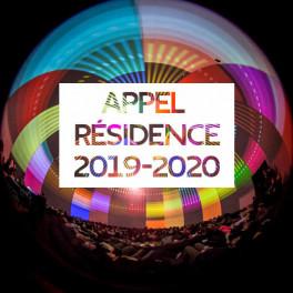Appel Résidence 2019-2020
