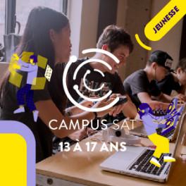 Campus Jeunesse 13-17 ans
