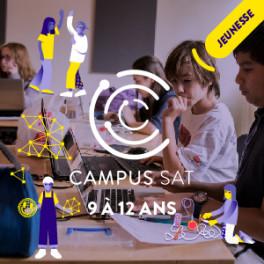 Campus Jeunesse 9-12 ans