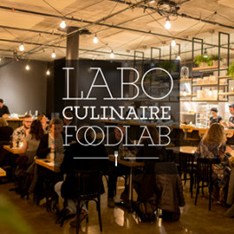 Labo culinaire Foodlab