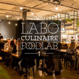 Labo culinaire Foodlab